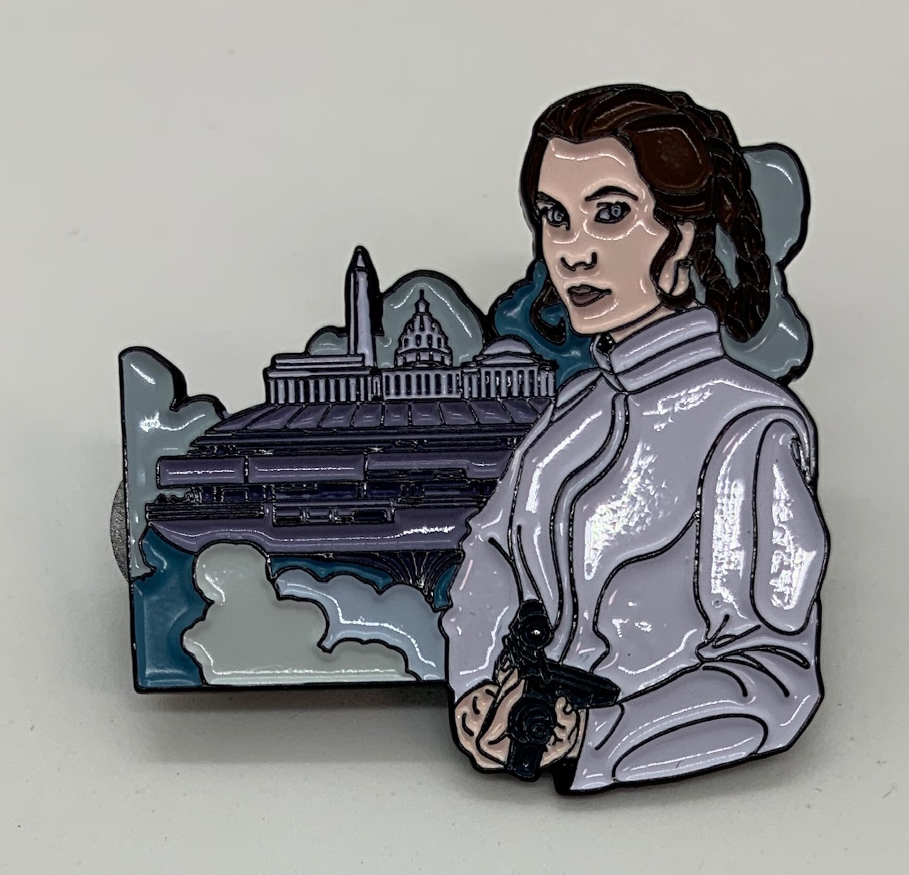 2020 DCSWCC Charity Pin