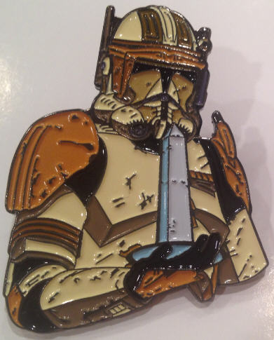 2014 DCSWCC Charity Pin